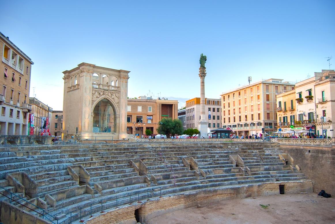 Porte Interne A Lecce.Lecce I Borghi D Italia Il Portale Sui Borghi D Italia